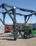Combilift Straddle Carrier - Container Handler