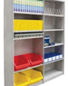 Rolled Edge Shelving - ALSTOR™
