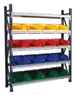 Parts Storage System - Activity Racks