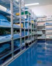 Hospitality & Medical Shelving Systems