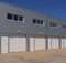 Hinged Doors - Protec Industrial Doors
