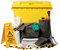 Liquatex Wheelie Bin Spill Kits-Chemical, Oil &amp; Fuel, General Purpose 