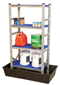 Liquatex Steel Drum Racking Systems