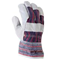 Liquatex General Purpose Leather Glove - Candy Stripe