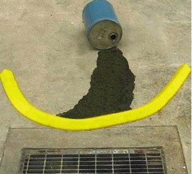 Flexible Spill Barrier