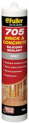 Brick &amp; Concrete Silicone Sealant - 705