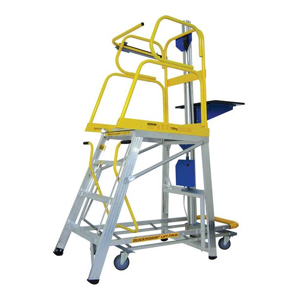Electric Unit | Stockmaster Lift Truk | Lifting Equipment
