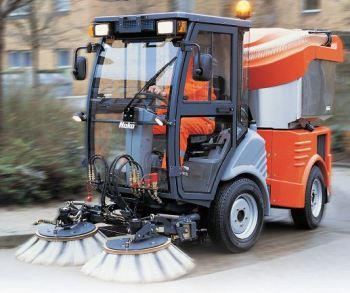 Outdoor Sweeper | Citymaster 1200