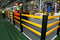 A-Safe Pedestrian Separation Barriers 