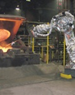 Induction Heating | Automated Robotic Melt Shop System