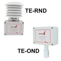 Outdoor Temperature Sensors | TE-OND/TE-RND Series