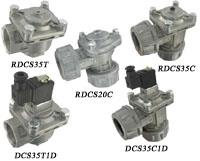Springless Diaphragm Valves | DCS/RDCS Series