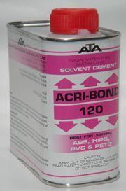 Adhesive   Acri-bond 120