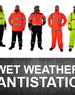 Arc Safe & Antistatic Rainwear | ZETEL Breathable