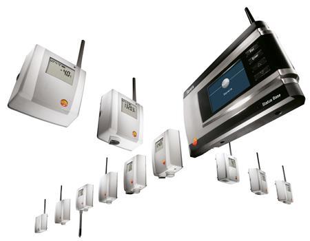 Wireless Data Monitoring System | testo Saveris