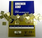 Argenco 33KF - Casting Alloy