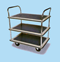 Hand Trucks, Flatbeds & 2/3 Tier Trolleys