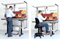 Ergonomic Height-Adjustable Workstation