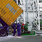 Container Unloading System