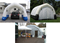 Qwikshelter range of Inflatable workstations and shelters