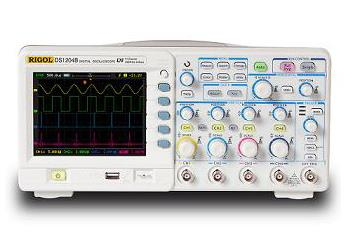 Oscilloscopes | DSOs | Rigol High Performance 4 Channel