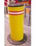 Automatic Rising Bollards
