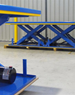 Optimum Handling Solutions Scissor Lifts Gain Wide Acceptance
