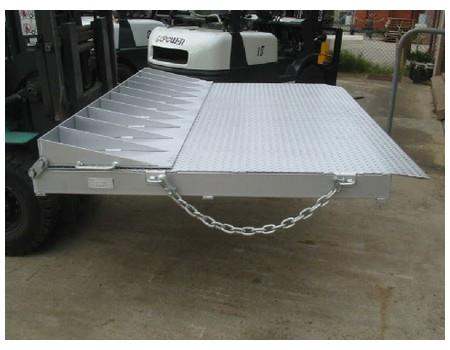 Container Ramp Hire - Long Term