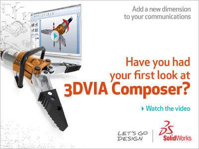 3DVIA Composer - Product Documentation Software