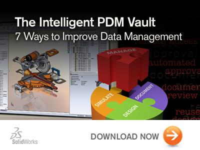 The Intelligent PDM Vault