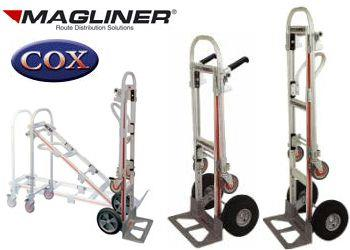 Magliner Gemini Junior & Senior Convertable Hand Trucks