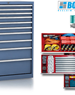Drawer Storage Cabinet | Workshop Solutions | BOSCOTEK ™ - BTCS.1500.1010