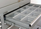 100% Full Extension Access (Up to 200kg) on High Density Drawer Storage Cabinets
