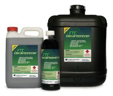 Diesel & Petrol Fuel Enhancer | FTC Decarbonizer