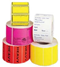 Custom, Plain &amp; Pallet Labels - Signet