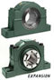 ISAF Mounted Spherical Roller Bearings - Adaptor Mount