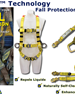 REPEL™ Technology Fall Protection Range