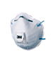 3M Disposable Particulate Respirators 8000 Series