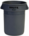 BRUTE Containers Round Rubbermaid &amp; Accessories 