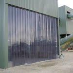 Flexshield flexible PVC curtains