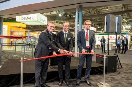 New intralogistics exhibition shows strength of industry
