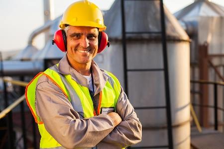 Who is responsible for ensuring protective equipment is used?