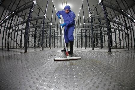 Does your warehouse need a cleaning overhaul?