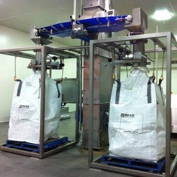 Bulk bags efficiency: an oats handling system case study