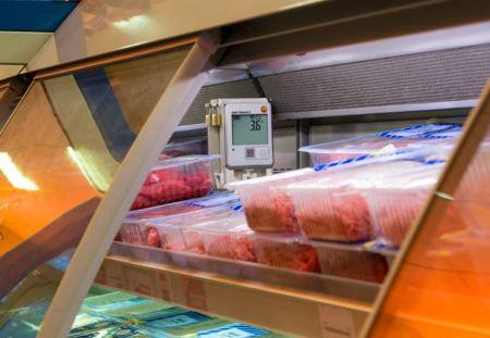 Why you should use automatic temperature monitoring in food markets