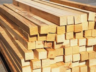 Heavy equipment stabilisation: The fall of timber