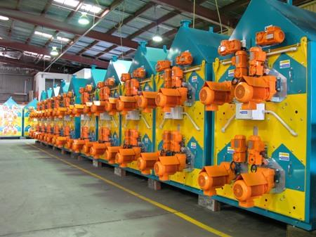 Gearmotors keep mining equipment working in toughest of conditions