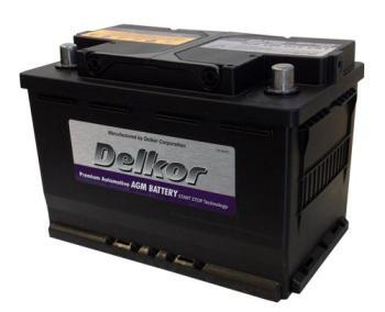 New line of Delkor AGM Batteries