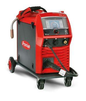 TPSi from Fronius - the future of welding is here