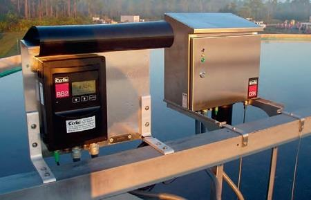 Sludge measurement: optimising wastewater treatment